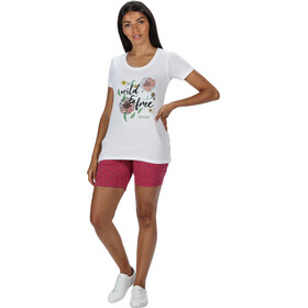 Regatta Filandra IV T-Shirt Women white wild